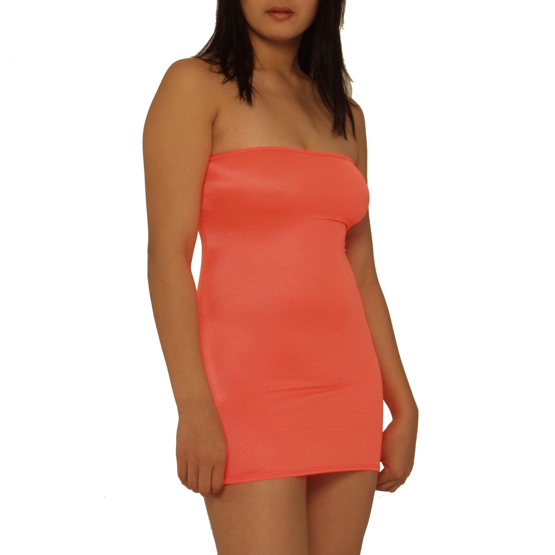 Tube Dress Sewing Pattern