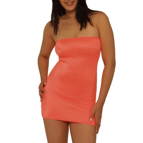Sexy Tube Dress Sewing Pattern