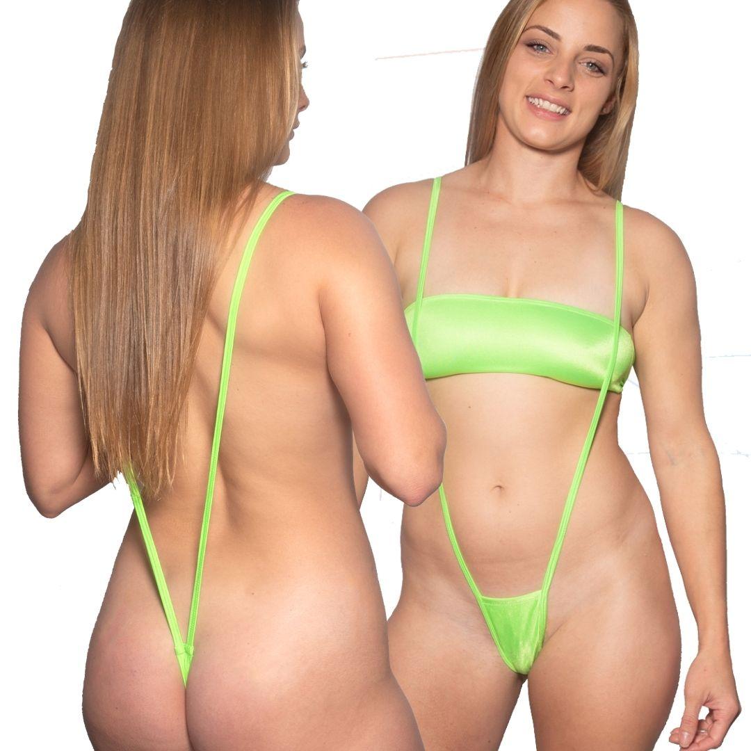 Slingshot Over The Shoulder Thong Sewing Pattern