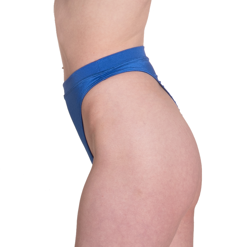 side view high waist thong sewing pattern