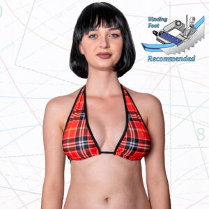 Sewing Pattern For Thick Neck Halter