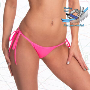 moderate cut fitness bikini sewing pattern