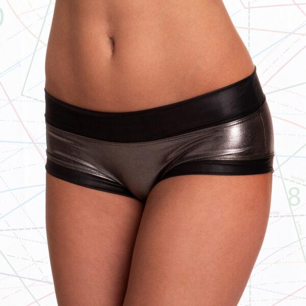 Micro Mini Banded Shorts Sewing Pattern