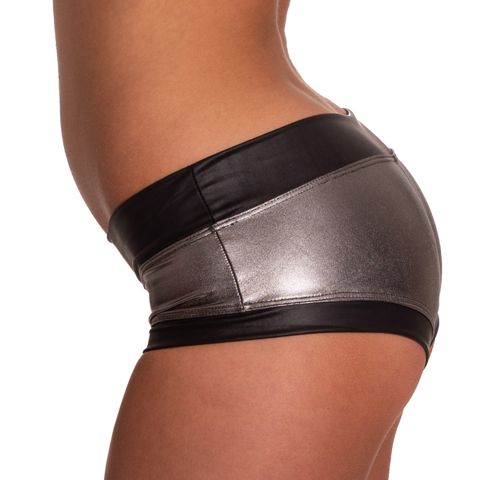 Banded Shorts Sewing Pattern