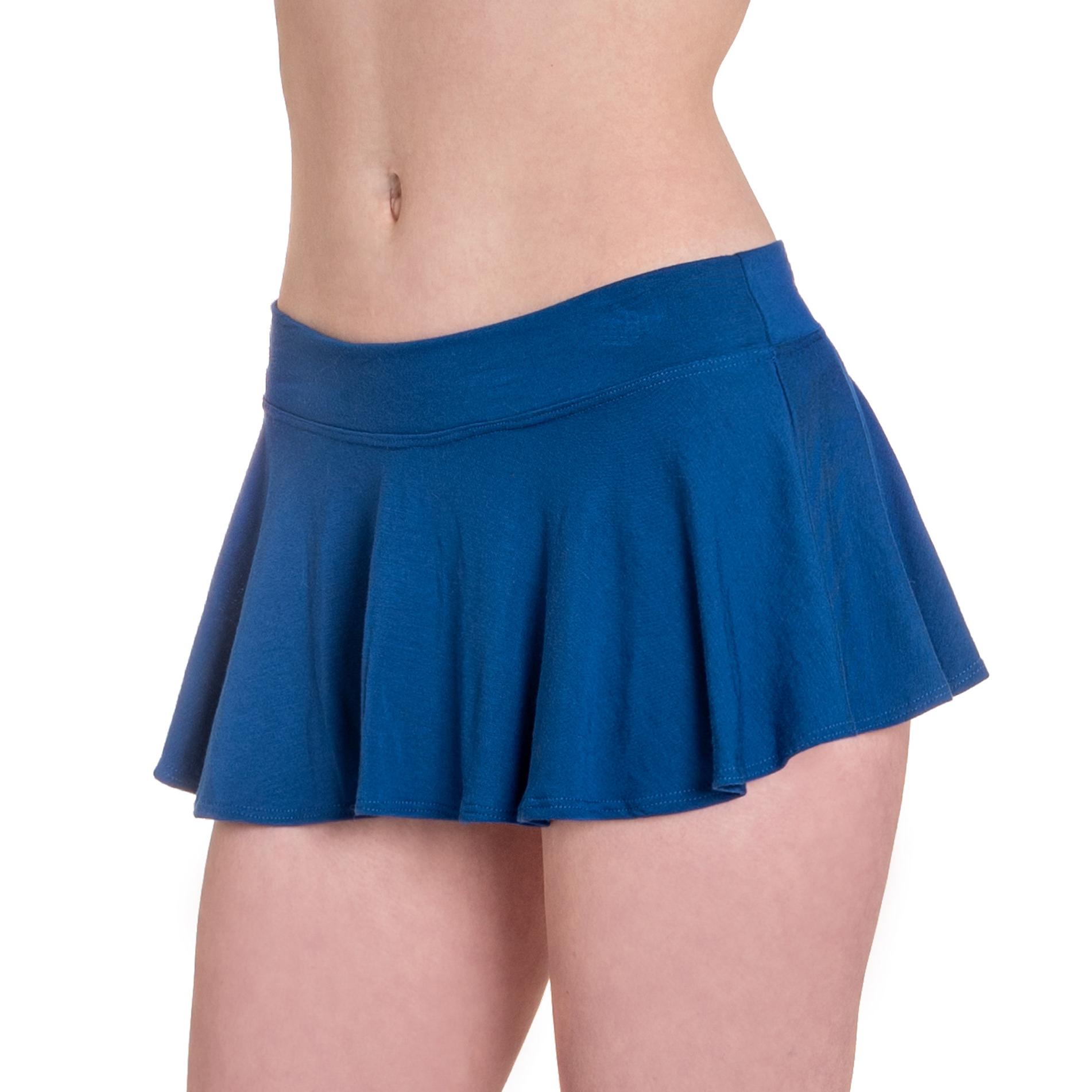 Mini Micro Circle Skirt5