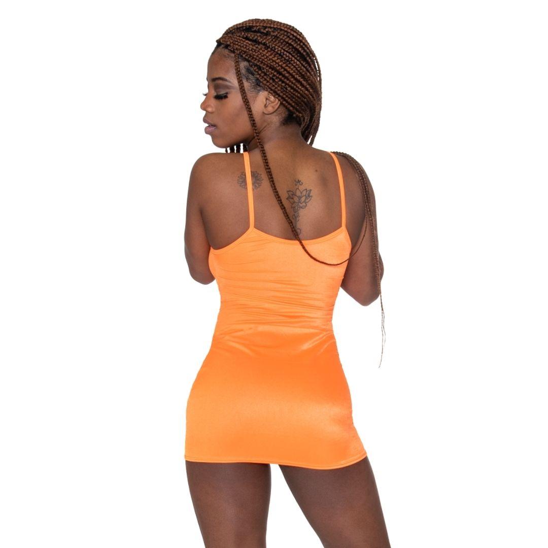 Spaghetti Strap Tank Dress Sewing Pattern