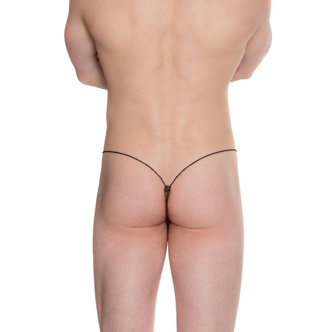 Manly Cord Thong Sewing Pattern