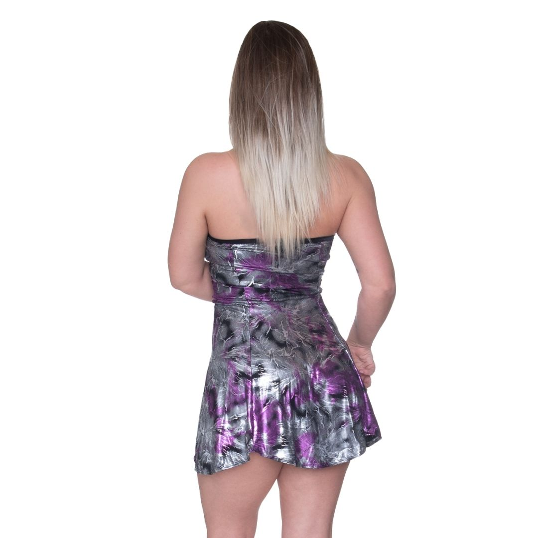 Flare Panel Tube Dress Sewing Pattern