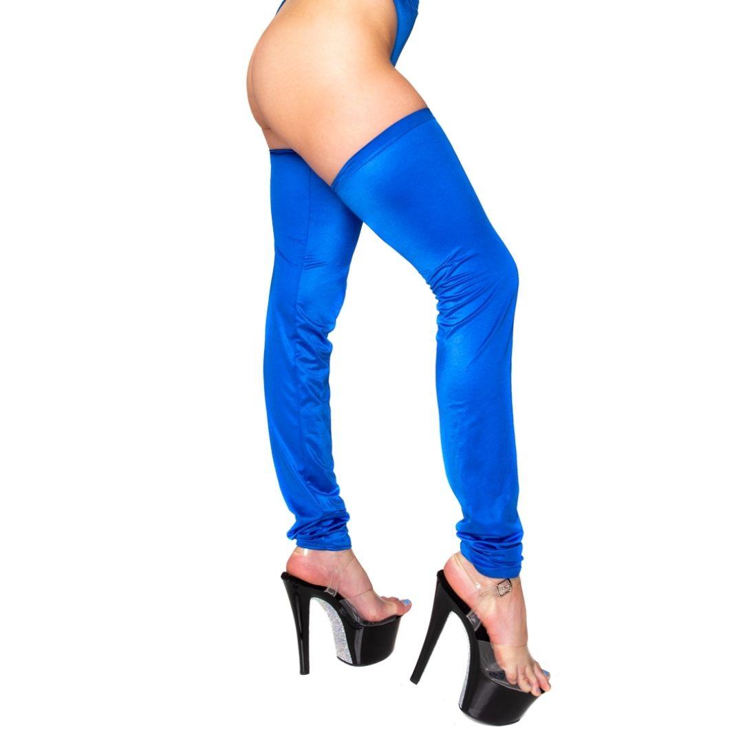 Thigh High Skinny Leg Warmer Sewing Pattern